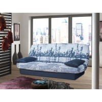 Καναπές κρεβάτι 190x90/135εκ. με αποθηκευτικό χώρο PIXEL LUX