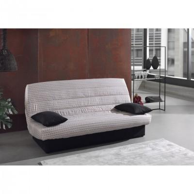 Καναπές κρεβάτι 190x90/135εκ. με αποθηκευτικό χώρο GEOMETRIC LUX