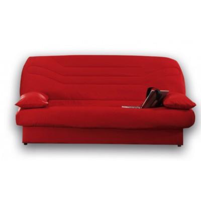 Καναπές κρεβάτι 190x90/135εκ. με αποθηκευτικο χώρο ROUGE LUX