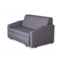 Διθέσιος καναπές κρεβάτι 143x95εκ. ELLY Γκρι Ανοιχτό