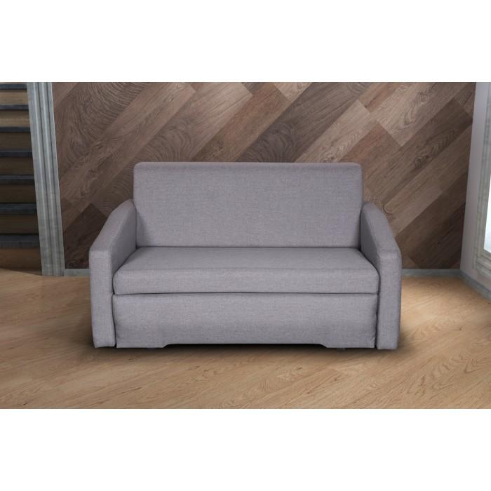 Διθέσιος καναπές κρεβάτι 143x95εκ. ELLY Γκρι Ανοιχτό ΚΑΝΑΠΕΔΕΣ ΚΡΕΒΑΤΙ, επιπλα - insidehome.gr