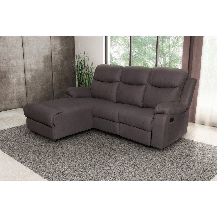 Πολυθρονες Relax - Γωνιακός καναπές Relax MS01CR Elephant RELAX MASSAGE, επιπλα - insidehome.gr