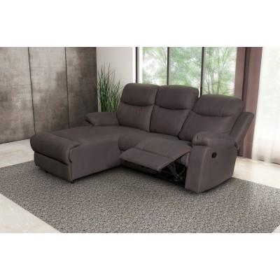 Γωνιακός καναπές Relax MS01CR Elephant RELAX MASSAGE, επιπλα - insidehome.gr
