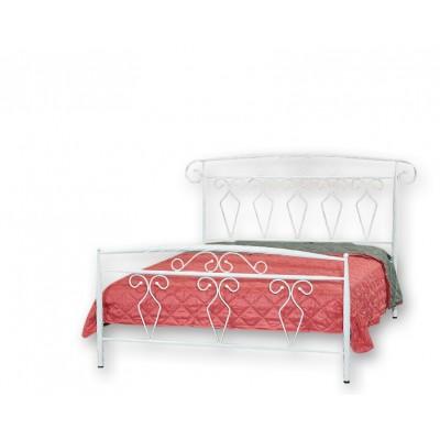 Κρεβάτι μεταλλικό  N62 ΜΕΤΑΛΛΙΚΑ ΚΡΕΒΑΤΙΑ, επιπλα - insidehome.gr