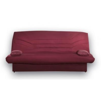 Καναπές κρεβάτι 180x88/120εκ. με αποθηκευτικό χώρο PURPLE ECO