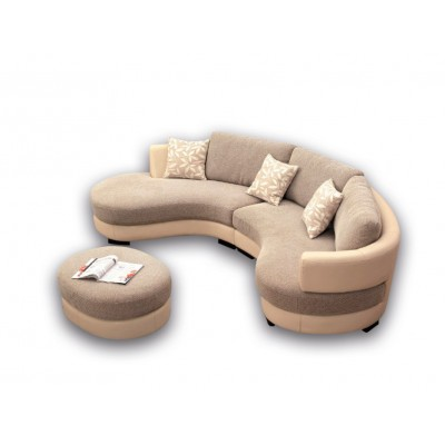 Γωνιακός καναπές TR 01