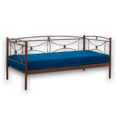 Καναπές κρεβάτι μεταλλικός N42
