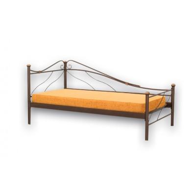 Καναπές κρεβάτι μεταλλικός N45