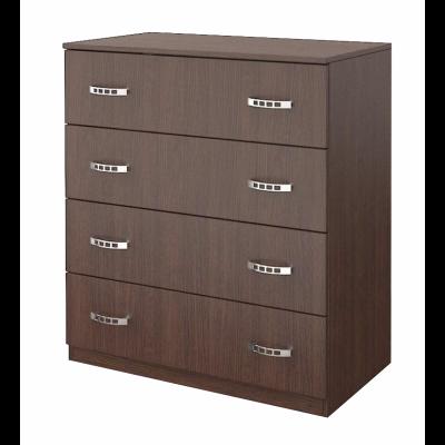 Συρταριέρα με 4 συρτάρια 80x45x90εκ. KW47 Βέγγε