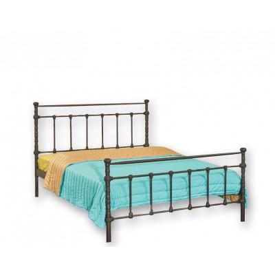 Κρεβάτι μεταλλικό διπλό N77 150x200εκ.