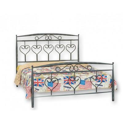 Κρεβάτι μεταλλικό διπλό N79