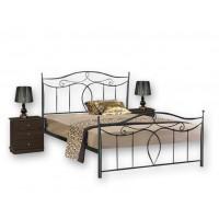 Μεταλλικό κρεβάτι διπλό N53