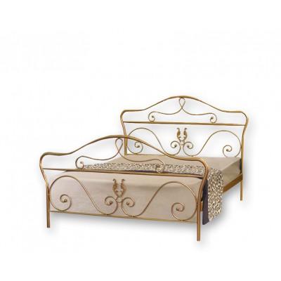 Μεταλλικό διπλό κρεβάτι N58 150χ200εκ.