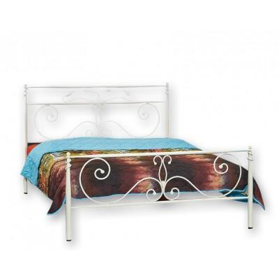 Κρεβάτι μεταλλικό διπλό N72