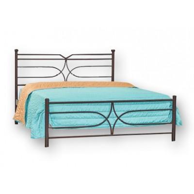 Μεταλλικό κρεβάτι N10 150χ200εκ.