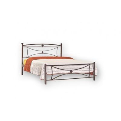 Κρεβάτι μεταλλικό διπλό N11 150χ200εκ.