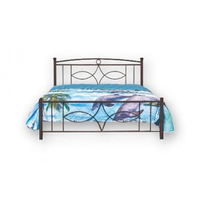 Κρεβάτι μεταλλικό N15 150χ200εκ.