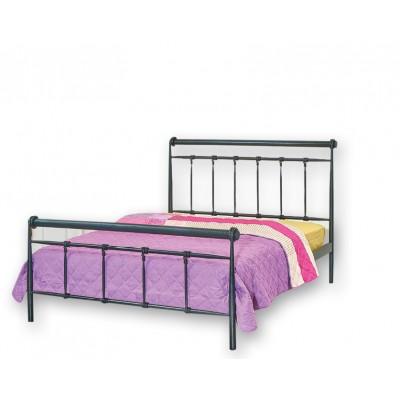 Κρεβάτι μεταλλικό διπλό N73