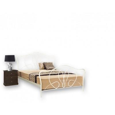 Μεταλλικό διπλό κρεβάτι N55 150χ200εκ.