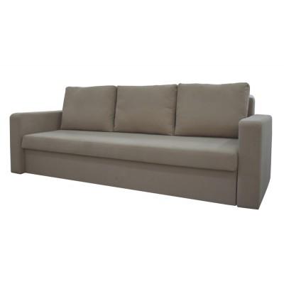 Καναπές κρεβάτι με αποθηκευτικό χώρο 227X88εκ. VENUS Μπεζ