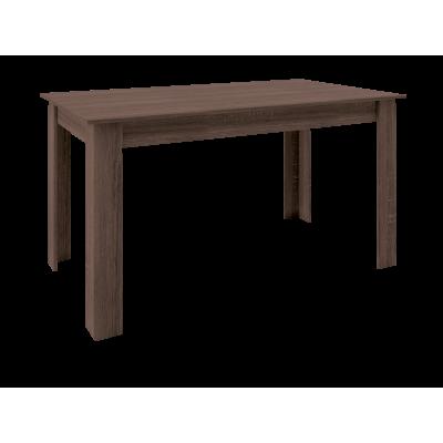 Τραπέζι ξύλινο 140x80εκ. BELLO POL21 Καρυδί