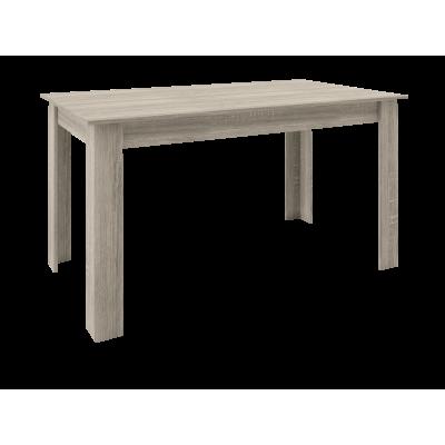 Τραπέζι ξύλινο 140x80εκ. BELLO POL21 Olive