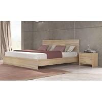 Κρεβάτι ξύλινο  POL01